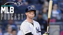 MLB Podcast: Clint Frazier gets hosed, Yu Darvish's fake feud with Dodger fans & umps are mad as hell