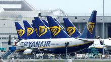 Ryanair sees losses in first two quarters of financial year