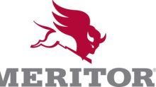 Meritor Announces Appointment of Carl Anderson as Senior Vice President and Chief Financial Officer