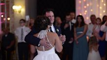 Bride's Receives Emotional Surprise By Her Four Brothers