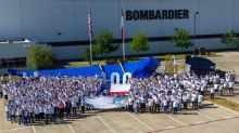 Bombardier Celebrates Completion of 100th Global 7500 Business Jet Wing Manufactured in Texas
