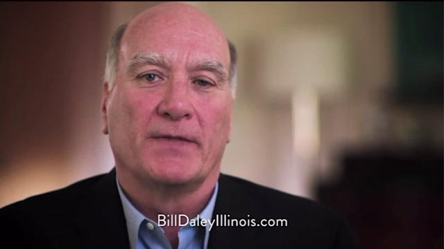 Bill Daley joins race for IL Governor