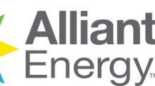 Alliant Energy Announces Second Quarter 2018 Results