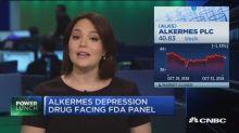Alkermes depression drug facing FDA panel, here's what to...