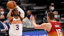 NBA playoffs: Suns complete sweep of Nuggets, advance to Western Conference finals