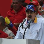Maduro accuses US of financing mercenary 'plot' against him