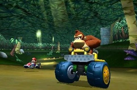 Retro Studios helped to craft Donkey Kong course for Mario Kart 7