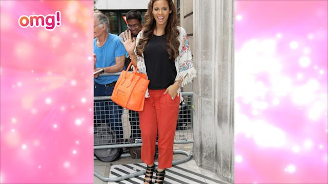 LOOK! Rochelle looks AMAZING!