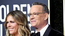 Tom Hanks jokes that his donated blood should go toward a coronavirus vaccine called the 'Hank-ccine'