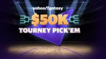 Yahoo Fantasy Tourney Pick'em is back: Play for a piece of $50K!