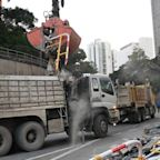 Backlash fears as Chinese People's Liberation Army (PLA) on streets of Hong Kong for clean up operation