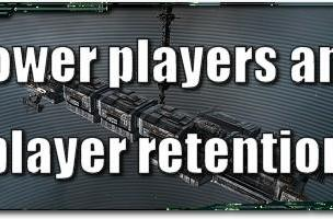 EVE Evolved: Power players and player retention