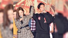 Joel Chan and Selena Lee nominated TV King and Queen