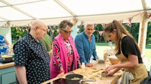'Great British Bake Off': Even COVID can't stop the Hollywood handshake