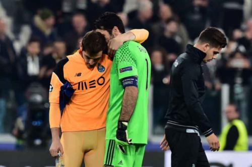 Após classificação, Buffon admite: 'Quero evitar o Leicester nas quartas'