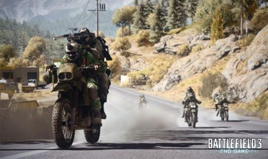 One final look at Battlefield 3 'End Game' DLC