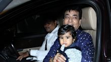 Tusshar Kapoor's little son celebrates 1st birthday with Taimur and friends