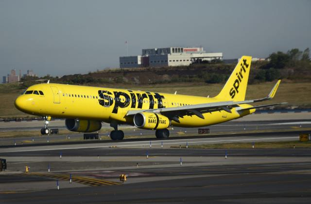 Spirit is first budget airline in the US to offer WiFi