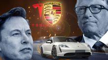 Elon Musk uses one unflattering word to describe Porsche-driver Bill Gates