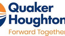 Leaders in Industrial Process Fluids Combine to Form Quaker Houghton