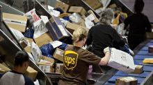 UPS Can't Keep Up With All That Online Shopping
