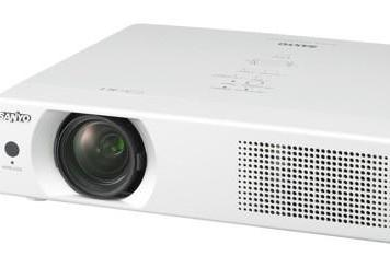 Sanyo's LP-WXU700 projector is first to stream HD video over 802.11n WiFi