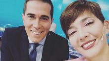 Rodolfo Barili y Cristina Pérez, ¿a un paso de blanquear su relación?
