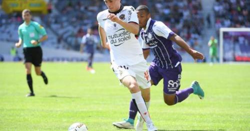 Foot - L1 - Nice - Nice : Maxime Le Marchand absent trois à quatre semaines