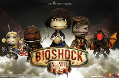 BioShock Infinite costumes coming to various LittleBigPlanets