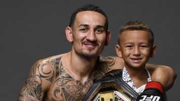 For Holloway, it's more than just a fight