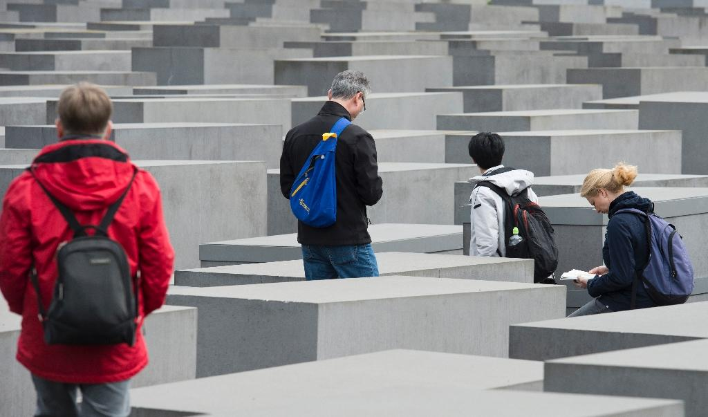 Berlin Holocaust Memorial a top tourist draw 10 years on