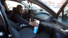 Coronavirus exposes U.S. Uber, Lyft drivers' lack of safety net