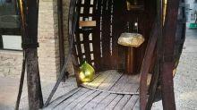 En Italie, il existe une fontaine de vin en libre-service qui égayera votre séjour