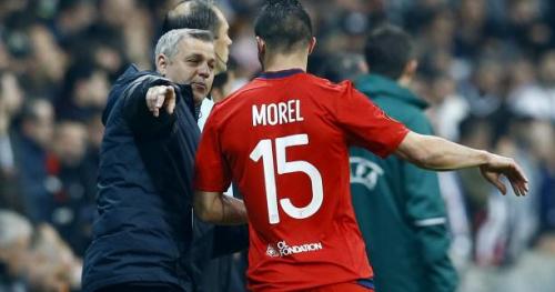 Foot - L1 - OL - Jérémy Morel absent à Montpellier, Mathieu Valbuena est dans le groupe de l'OL