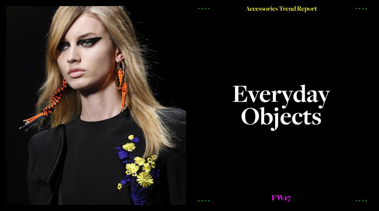 The 10 accessories trends for fall 2017 to know about for Fall jewelry trends 2017