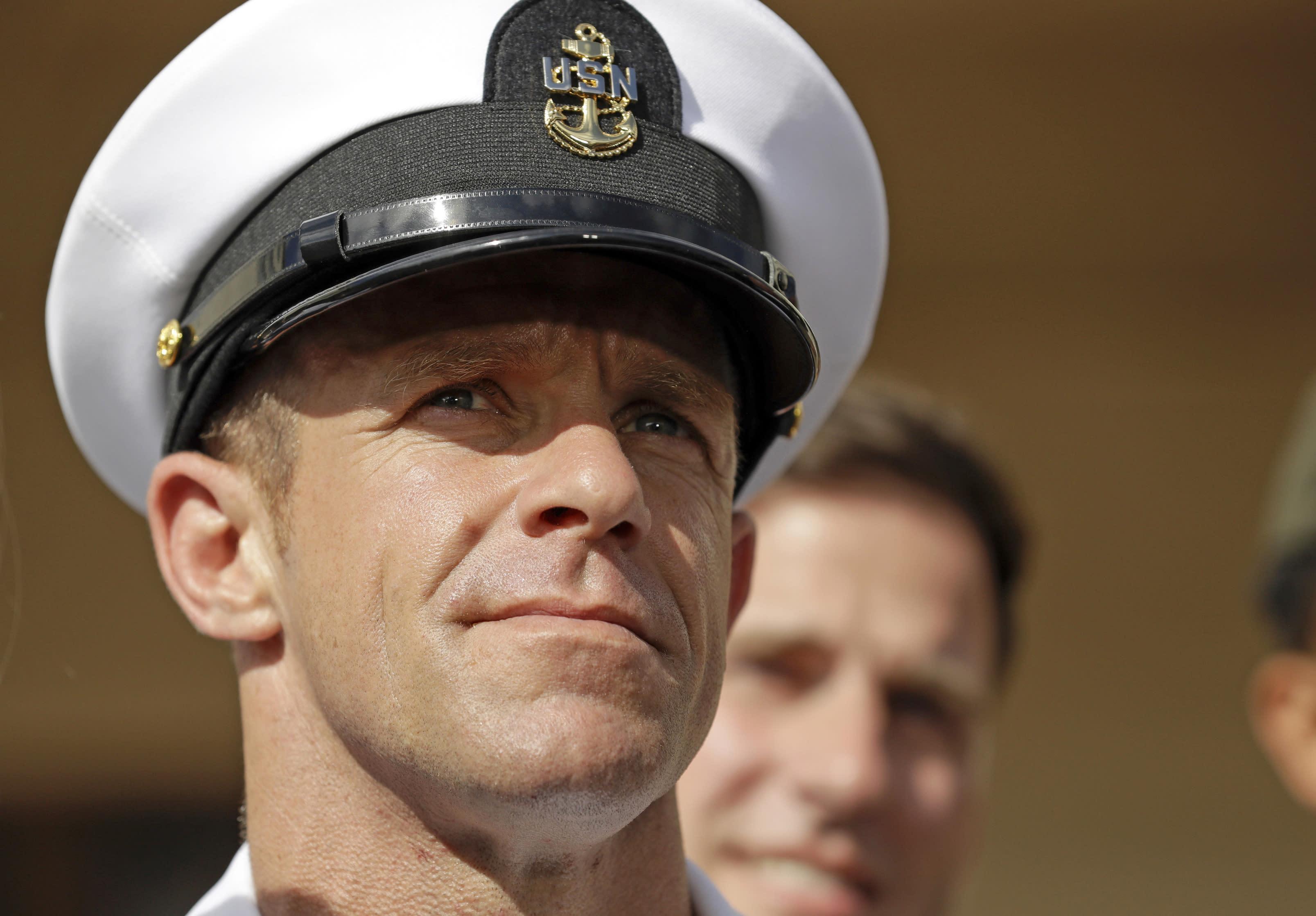 Navy SEAL Murder Case