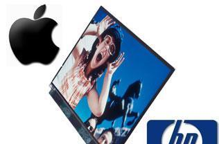 Apple and HP readying LED-backlit laptops?