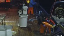 'Deadliest Catch' deckhand caught in crab pot line almost goes overboard