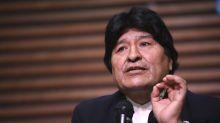 Bolivia calls on ICC to investigate Morales over blockades