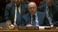 EUA sobre veto russo: 'vergonhoso'