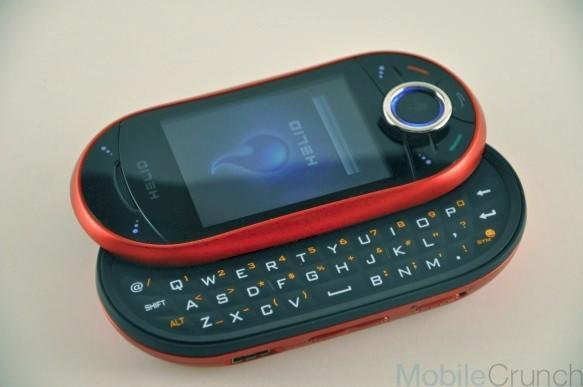 Virgin Mobile Helio Ocean 2 unboxed, scheduled for launch with Britney Spears