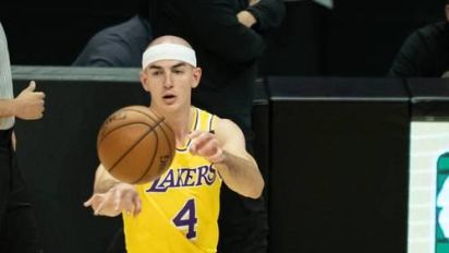 Wegen Marihuana-Besitz! Polizei nimmt Lakers-Star fest