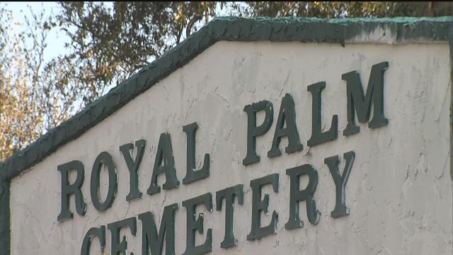 Loved ones want to know why Royal Palms cemetery owner sitll allowed to operate