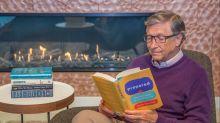 Los 5 libros del 2019 según Bill Gates que puedes leer en vacaciones o regalar