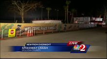 People injured at Volusia Speedway when sprint car flips over fence (Video)