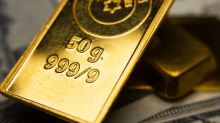 Gold Advances Amid Risk Aversion, Other Precious Metals Down