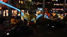 PHOTOS: Chinatown lights up to welcome Year of the Rat