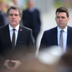 A hero taxi driver got Liverpool mayor Steve Rotheram's 2 daughters out of the Manchester Arena