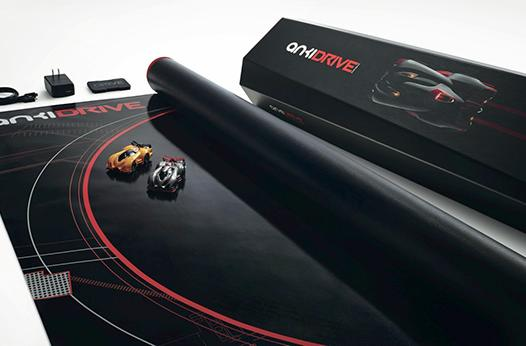 Engadget giveaway: win an Anki Drive Starter Kit and two of its newest cars!