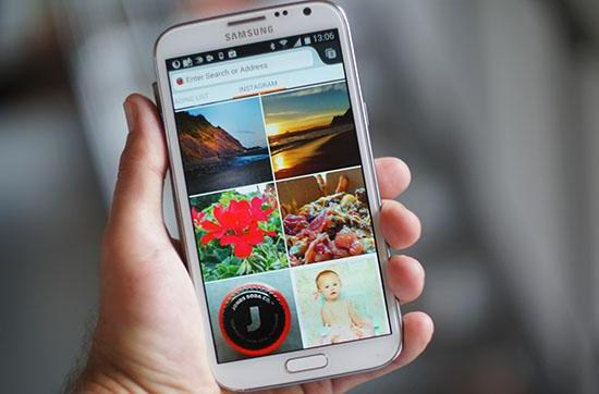 Firefox Android beta puts Instagram feeds straight into your browser